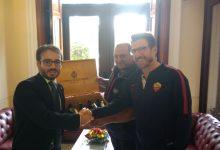 Telese Terme| Match contro la Roma: Galdiero incontra la squadra