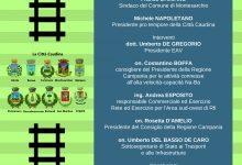 Trasporti in Valle Caudina, convegno sul sistema regionale