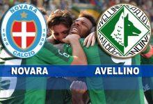 Avellino, si prepara la gara contro il Novara