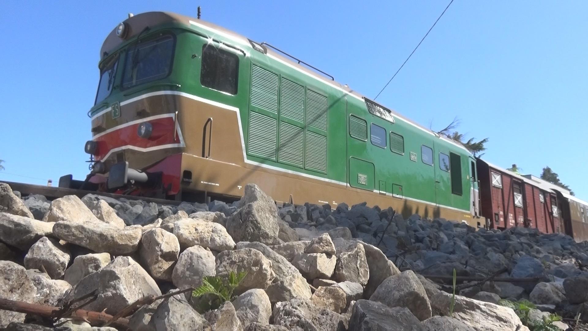 Benevento  Domenica 3 Marzo torna il treno storico nel Sannio