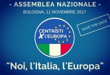 Benevento| Centristi per l'Europa, si riuniscono i coordinamenti
