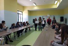 Benevento  Il Segretario Fracassi consegna 12.600 euro alla scuola Moscati