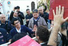 Benevento| E il ministro pianta in asso e se ne va