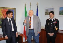 Benevento| Vandali alla Rocca, Ricci incontra il Colonello Puel