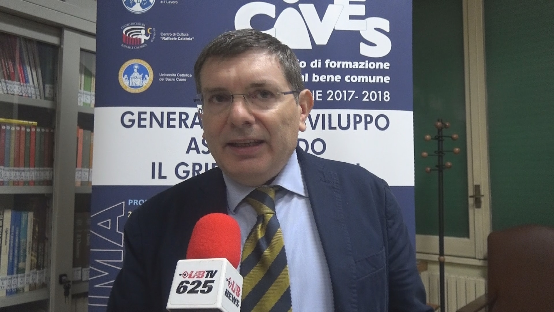 Benevento| Cives, incontro con il Prof.Padre Paolo Benanti