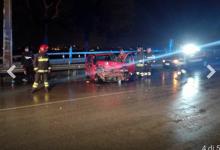Benevento| Incidente lungo la Tangenziale ovest,sei feriti