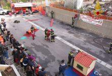 """Chianche  Piccoli pompieri crescono con """"Pompieropoli"""""""
