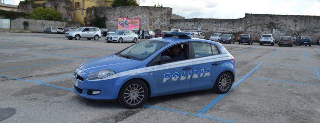 Benevento| Lotta ai parcheggiatori abusivi, sanzionato posteggiatore