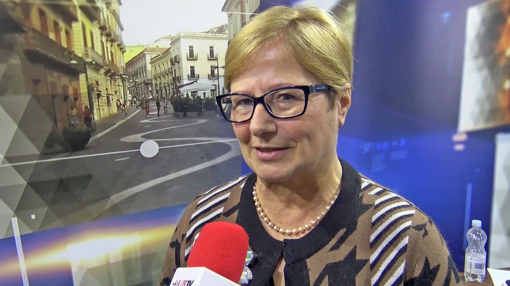 Rosetta D'Amelio nominata consigliera delegata alle Pari Opportunità della Regione Campania