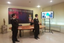 Benevento| Tempo di bilanci e scambi di auguri per i Carabinieri e Forestali