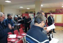 Benevento| I Vigili del Fuoco celebrano il precetto natalizio