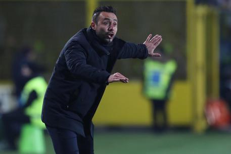 """Benevento, De Zerbi: """"Potevamo fare di più, Diabatè fa la differenza"""""""