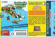 Lotteria Italia, Campania al top. Boom ad Avellino, Benevento ultima
