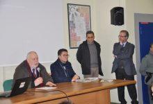 Benevento| Ricci partecipa all'assemblea del liceo Artistico
