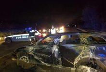 San Lorenzello| Inseguimento e incidente stradale, caccia ai malviventi