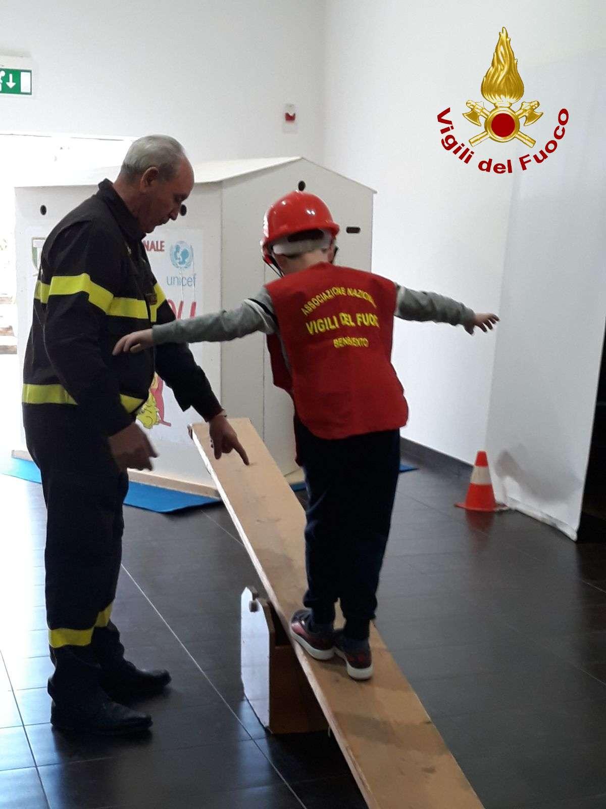 Benevento| Alla Festa del Volontariato anche i vigili del fuoco