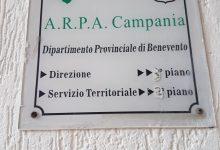 Avellino| Incendio a Pianodardine, avviato il monitoraggio di Arpac