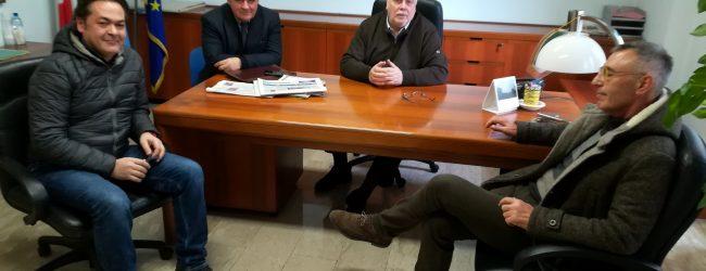 Castelpagano| Viabilità, Ricci incontra Sindaco e Vice sindaco