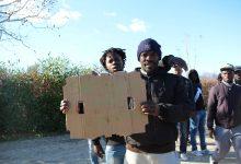 Benevento| Migranti protesta a Ponte delle Tavole contro decreto di sgombero