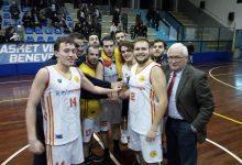 Basket  La Miwa Energia inizia il 2018 con una vittoria: Curti ko