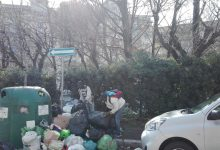 Degrado Avellino: shopping tra i rifiuti