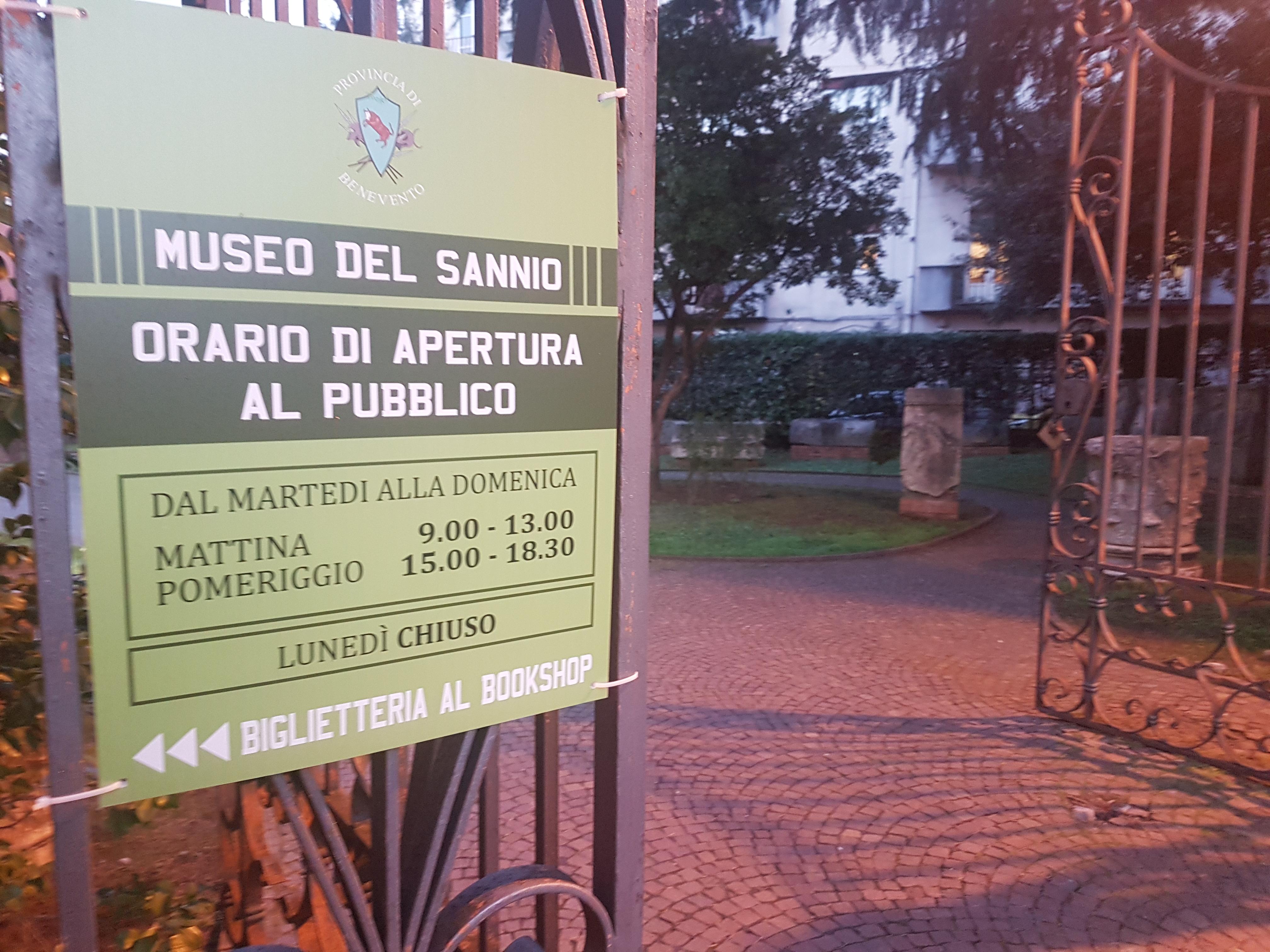 Emergenza Covid 19 e zona arancione, chiude al pubblico fino al 5 Marzo la Rete Museale