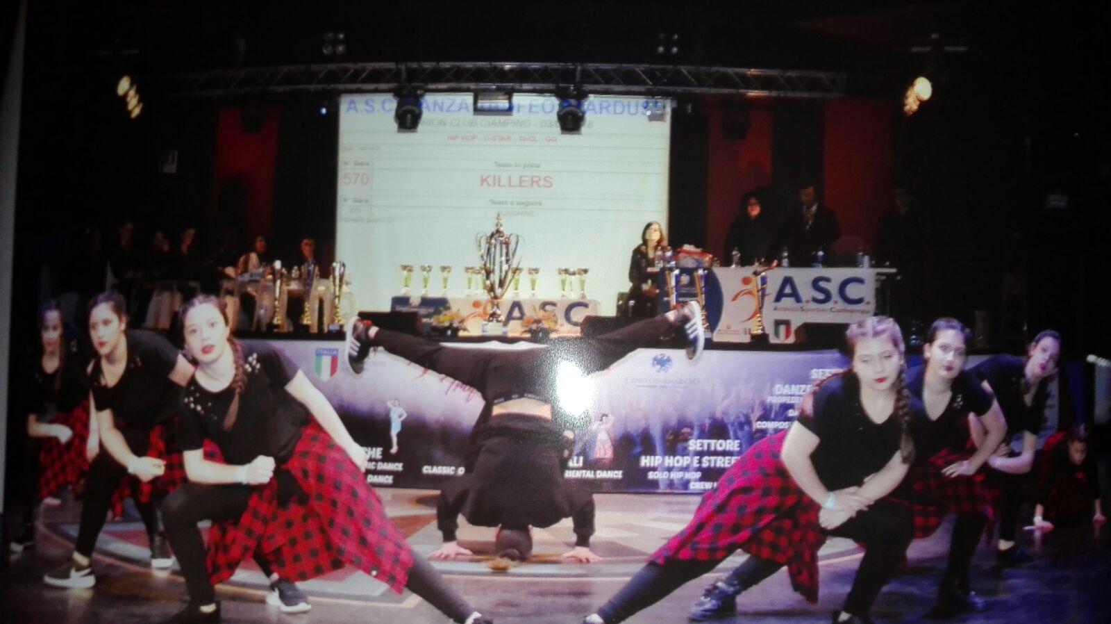 """""""Dancing on the World"""", successo nella Capitale"""