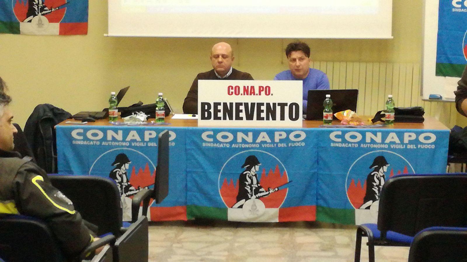 Benevento| Assemblea Conapo, riunione proficua per il personale