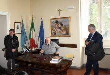 Benevento| Provincia: la Banca di Credito in visita da Ricci