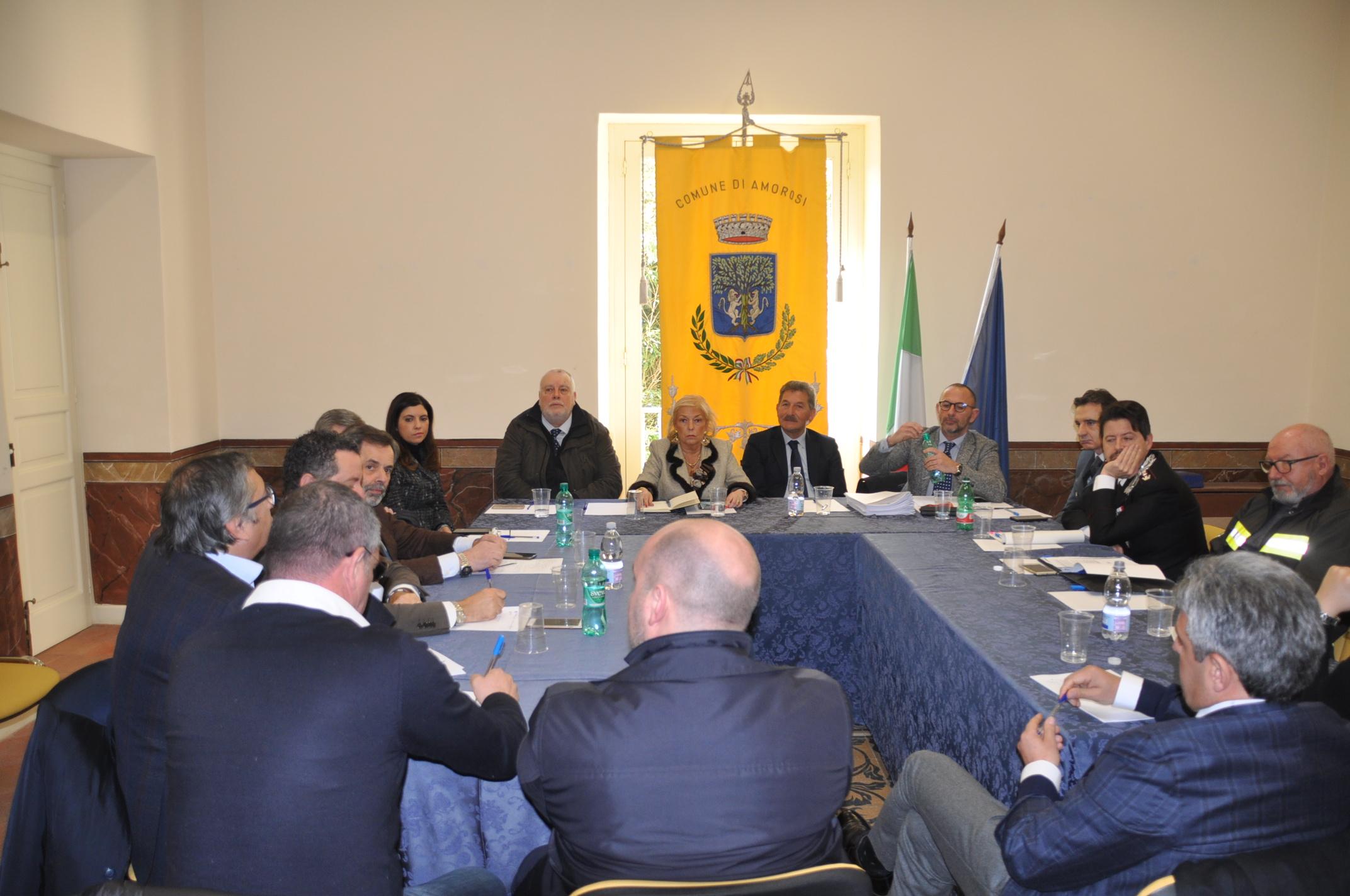 Amorosi| Ricci al Comitato ordine e sicurezza pubblica
