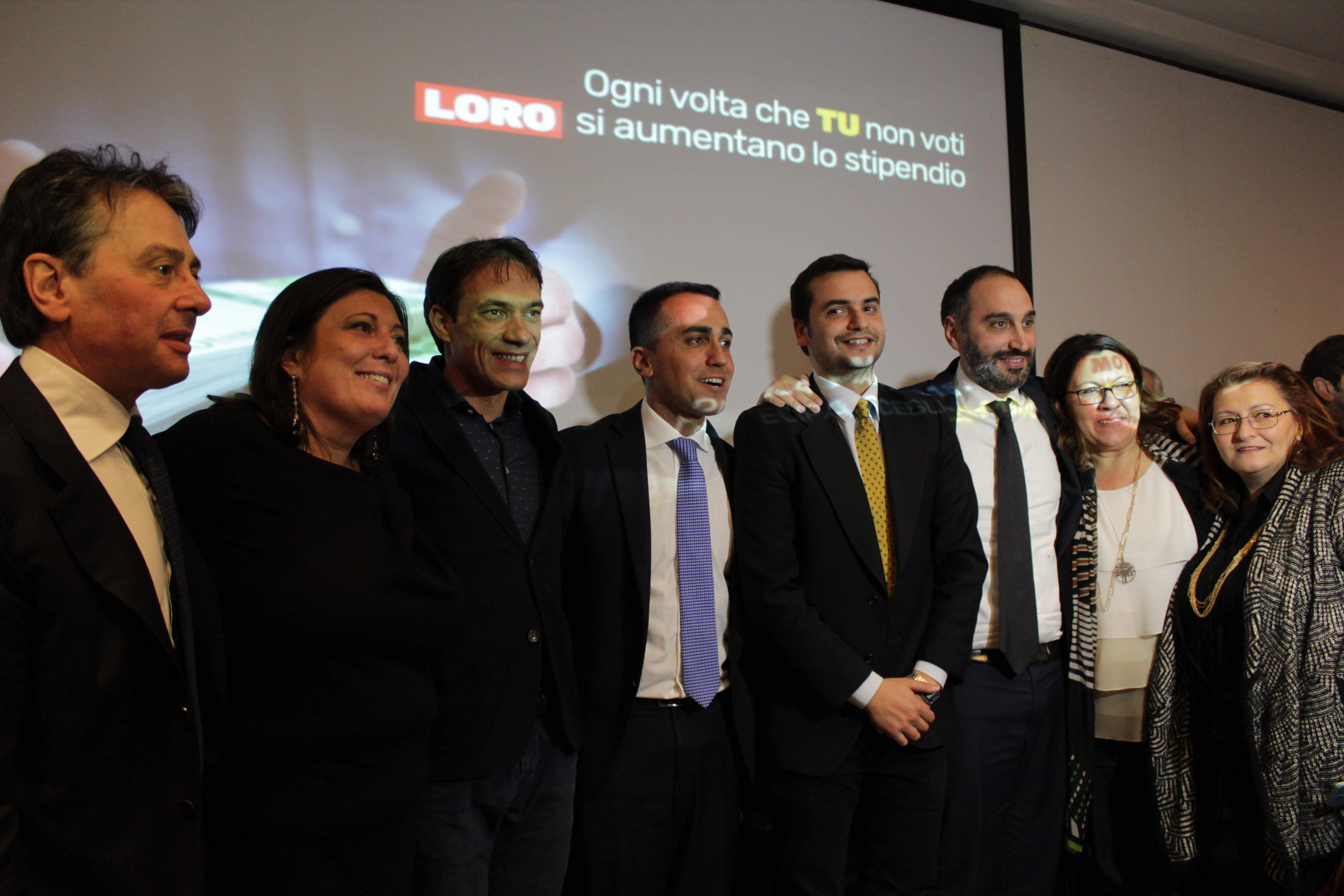 Politiche 2018, chiusura campagna elettorale M5Stelle. Da Benevento ad Ariano Irpino, passando per Avellino