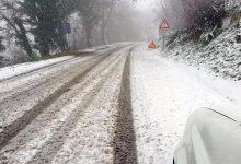Maltempo: torna la neve, scuole chiuse in Alto Sannio e Fortore