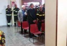Benevento| Il Precetto Pasquale ai Vigili del Fuoco