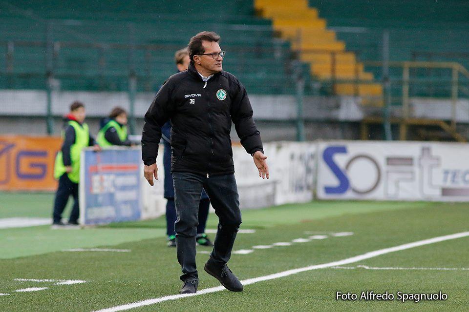 Avellino, Castaldo e il 4-4-2 per la salvezza