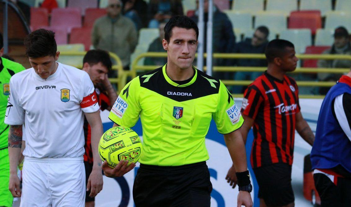 Pro Vercelli – Avellino affidata a Di Martino