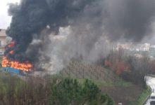 Pratola Serra| Pullman in fiamme: si salvano gli studenti