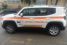 Benevento| ASL, la centrale operativa 118 si arrichisce dell'automedica