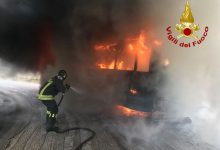 Pratola Serra| Pullman in fiamme, Cgil e sindaco: più sicurezza/VIDEO