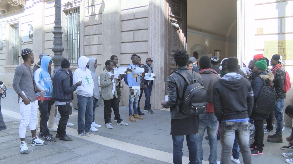 Avellino| Protesta migranti: la risposta della Cooperativa