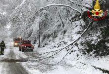 Campania| Nevicate e gelate, 24 ore di allerta dalle 20 di questa sera