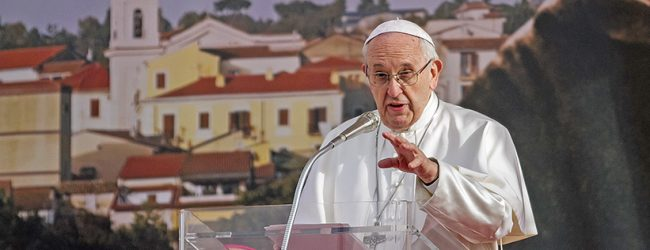 Roma| Il Papa torna in Campania. A Napoli il 21 giugno