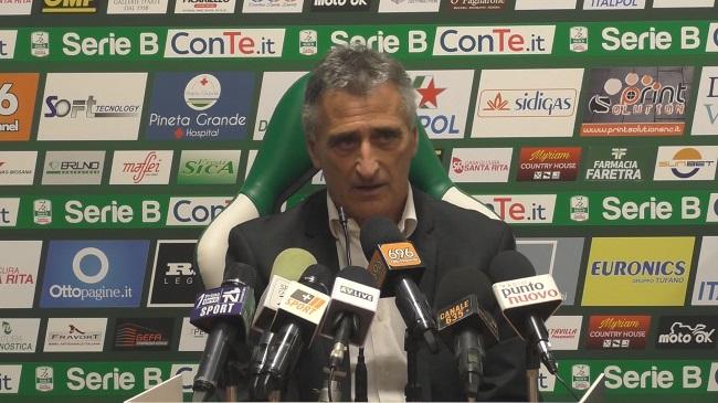 """Avellino, Foscarini: """"Carpi crocevia fondamentale. Abbiamo commesso errori di valutazione sugli infortuni"""""""