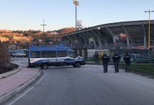 Aggredirono steward durante match Benevento-Verona, daspo per due tifosi