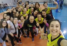 Volley| Semifinale play off Serie B2, l'Olimpia SST si aggiudica gara 1 al tie break
