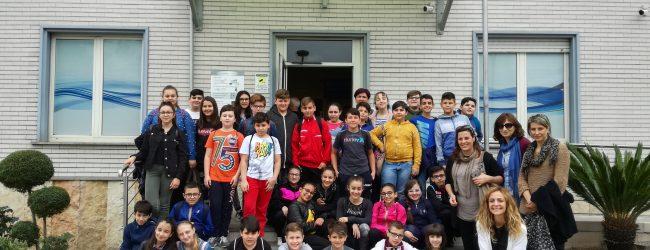 Benevento| Gesesa per la scuola, presentati i progetti