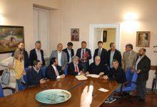 Benevento| Opere pubbliche del Sannio, Ricci firma protocollo con i sindaci