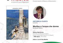 """Benevento  Al Nicola Sala si presenta il libro """"Morfisa o l'acqua che dorme"""""""