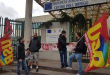 Benevento| Usb, presidio dinanzi il Centro per l'Impiego