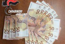 Avella  Sorpresi con banconote false da 50 euro, denunciati e allontanati