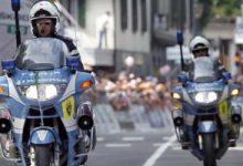 Pesco Sannita| La 101° edizione del Giro d'Italia accompagnata dalla Polizia Stradale